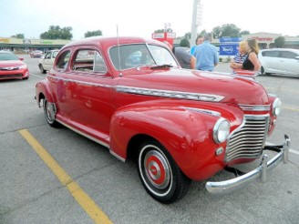 Car Shows: Events: Kustom Kemps of America
